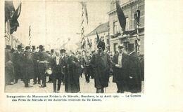 BERCHEM - 27 Août 1905 - Inauguration Du Monument Frédéric De Mérode. ANTWERPEN ANVERS // Bélgica Belgique - Other
