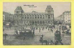 * Brussel - Bruxelles - Brussels * (Pain D'epices L'aigle) Gare Du Nord, Noord Station, Bahnhof, Tram, Vicinal, Animée - Bruselas (Ciudad)