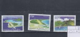 Französisch Polynesien  Michel Cat.No. Mnh/** Issued 2012 5/75/100F Aeroport - Neufs