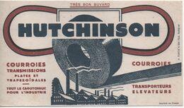 Buvard Ancien/ Courroies Transmissions/Caoutchouc Pour L'Industrie/HUTCHINSON/Fortin Paris/ Vers 1950-60    BUV473 - Automotive
