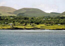 3 AK Easter Island - Rapa Nui - Osterinsel * Ansichten Dieser Insel - Gehört Zu Chile - Seit 1996 UNESCO Weltkulturerbe - Rapa Nui