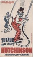 Buvard Ancien/ Tuyaux Tous Usages/Caoutchouc Pour L'Industrie/HUTCHINSON/Fortin Paris/ Vers 1950-60    BUV474 - Automotive