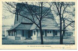 Carte Postale - CPA N°91 PARIS - Exposition Coloniale Internationale 1931 - Pavillon De La Guyane Française. - Mostre