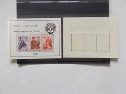 BELGIQUE - BLOCS FEUILLETS N° 32    Année 1960  Neuf XX  ( Voir Photo ) - Blokken 1924-1960