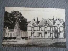 Sailly Flibeaucourt   Le Chateau De Flibeaucourt - Sonstige Gemeinden