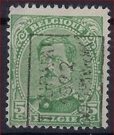 Koning Albert I Nr. 137 Voorafgestempeld Nr. 2851A Type II Voorafstempeling TOURNAI 1922 DOORNIJK ; Staat Zie Scan ! - Preobliterati