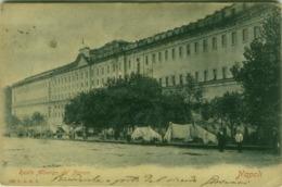 NAPOLI - REALE ALBERGO DEI POVERI - EDIZ. J.R.N. - SPEDITA 1900s ( 4759) - Napoli (Naples)