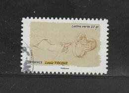 """FRANCE / 2015 / Y&T N° AA 1094 : """"Mains"""" (Louis Tocqué (2)) - Choisi - Cachet Rond - Autoadesivi"""