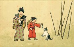 M.M VIENNE  Nr 193  Japonaise Geisha - Vienne