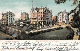 Karlsbad Westend Savoy Hotel Villa Cleopatra - KARLOVY VARY - Repubblica Ceca