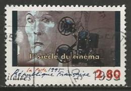 FRANCE N° 2919 OBLITERE - Used Stamps