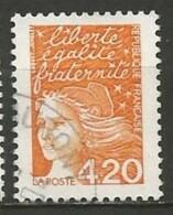 FRANCE N° 3094 OBLITERE - 1997-04 Marianne Du 14 Juillet