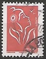 FRANCE N° 3734A OBLITERE - 2004-08 Marianne Van Lamouche