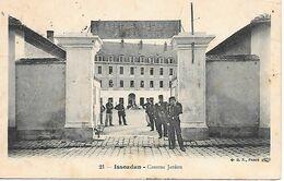 36    Issoudun    Caserne Jardon - Issoudun