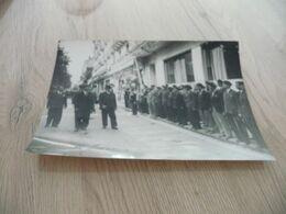 Photo Originale 18 X 13 Maréchal Pétain En Inspection Milice Guerre 39/45 - Guerra, Militari