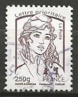 FRANCE N° 4773 OBLITERE - 2013-... Marianne De Ciappa-Kawena
