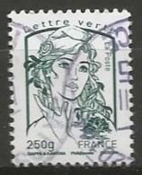 FRANCE N° 4777 OBLITERE - 2013-... Marianne De Ciappa-Kawena