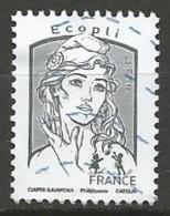FRANCE N° 5014 OBLITERE - 2013-... Marianne Van Ciappa-Kawena