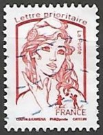 FRANCE N° 5016 OBLITERE - 2013-... Marianne Van Ciappa-Kawena