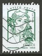 FRANCE N° 5017 OBLITERE - 2013-... Marianne Van Ciappa-Kawena