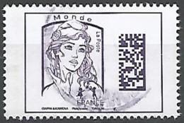 FRANCE N° 5020 OBLITERE - 2013-... Marianne Van Ciappa-Kawena