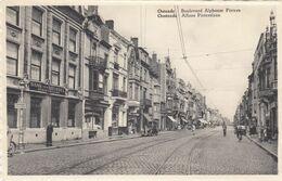 OOSTENDE / ALFONS PIETERSLAAN / BANK VAN BRUSEL - Oostende