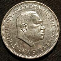 SIERRA LEONE - 20 CENTS 1984 - KM 30 - DR SIAKA STEVENS - Sierra Leone