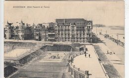 DUINBERGEN / HOTEL PAUWELS EN TENNIS  1914 - Knokke