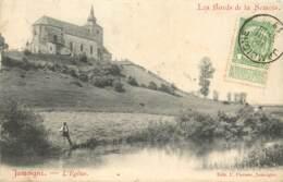 BELGIQUE JAMOIGNE L'EGLISE - Other