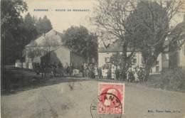 BELGIQUE AUBANGE ROUTE DE MESSANCY - Aubange