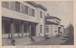 Emilia Romagna - Modena - Spilamberto  - Casa Della Madre E Del Bambino  - F. Piccolo - Nuova  - Bella - Autres Villes