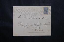 GRECE - Enveloppe De Athènes Pour La France En 1915 - L 70135 - Grecia