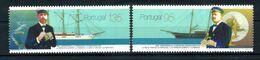 1996 PORTOGALLO SET MNH ** 2089/2090 - Unused Stamps