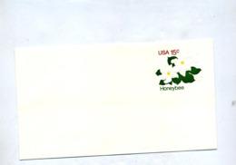 Lettre Entiere 15 C Abeille - 1961-80