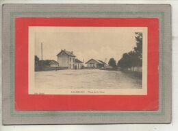 CPA - (55) ANCEMONT - Aspect De La Place De La Gare En 1914 - Frankreich