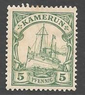Deutsche Kolonien Kamerun 8 Ungebraucht Falz - Colony: Cameroun