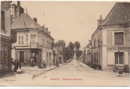 36  ECUEILLE   Route De Nouans - Sonstige Gemeinden