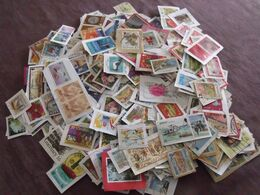 NOUVEAU LOT 0.250 Kilo 250 GRAMMES TIMBRES COLLECTION ILES ANGLO NORMANDES JERSEY GUERNESEY MAN ARRIVAGE JUIN 2018 - Lots & Kiloware (mixtures) - Min. 1000 Stamps