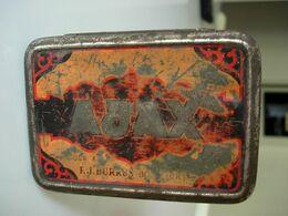 Boite En Fer Tabac AJAX - Boxes