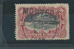 N° 55 OBLITERE ET GRIFFE DE MONVEDA - 1894-1923 Mols: Afgestempeld