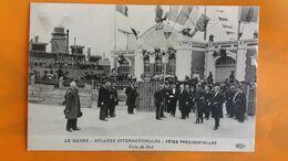 Le Havre - Regates Internationales - Fetes Presidentielles - Visite Du Port - Porto