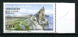 TAAF 2020  N° 913 ** Neuf MNH Superbe Paysage Doigt De Sainte Anne Kerguelen Piton Volcan Vulcano - Ungebraucht