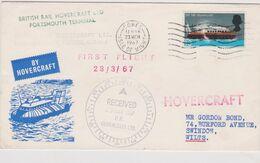HOVERCRAFT>SEASPEED>SR N6-011>COWES - 1952-.... (Elisabetta II)
