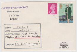 HOVERCRAFT>SR N6-026>HOVER-WEST - 1952-.... (Elisabetta II)