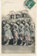 Artistes, Femmes -  LES PONNETTES - Entertainers