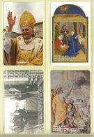 CARTA TELEFONICA VATICANA €- NUMERO 138/141 - NUOVA - URMET- GARANTITE MAGNETIZZATE - VATICAN PHONE CARD - Vatikan