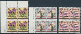 SOUTH KASAI FLOWERS WITH PLATE VARIETY ONE DOT TWO DOTS OR NO ABOVE I MNH - South-Kasaï