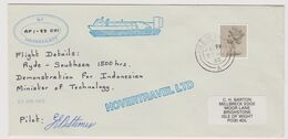 HOVERCRAFT>AP1-88-001>HOVERTRAVEL>ISLE OF WIGHT - 1952-.... (Elisabetta II)
