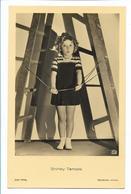 Y17355/ Shirley Temple Schöne Ross Foto AK Ca.1935 - Artistas