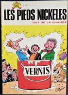 Les Pieds Nickelés - N° 101 - Les Pieds Nickelés Ont De La Chance - (  1979 ) . - Pieds Nickelés, Les